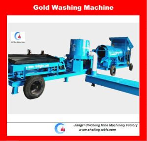Mobile Gold Washing Equipment pictures & photos