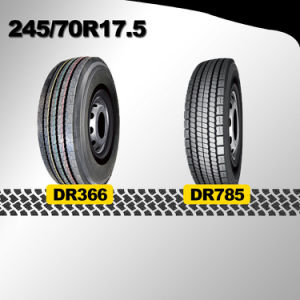 Low Profile Tires for Sale Radial Truck Tyre pictures & photos