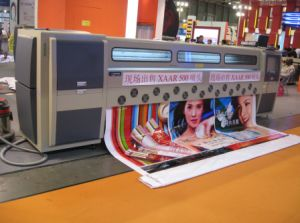 Large Format Printers Xaar Series/3.2m/4-16head