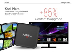 Amlogics905 Android5.1 Octa Core TV Box T95m OEM pictures & photos