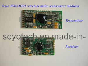 2.4GHz Digital Wireless Audio Receiver Module pictures & photos