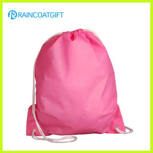 Rbc-145 Promotional Nylon Drawstring Football Backpack pictures & photos