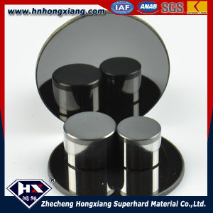 China Polycrystalline Diamond Compact for Cutting Tools pictures & photos
