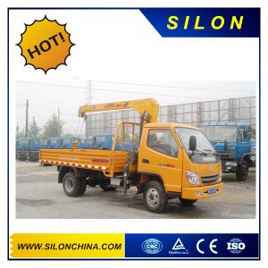 Xcmj Telescopic Boom Truck Mounted Crane (Sq2sk1q) with Good Price pictures & photos