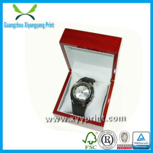 Luxury Custom Cardboard Paper Watch Box for Package pictures & photos