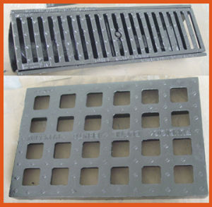 Cast Iron Manhole Cover and Grate F900 pictures & photos
