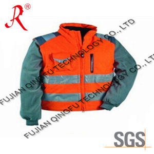 Customed New Design of Reflective Safety Clothing (QF-542) pictures & photos