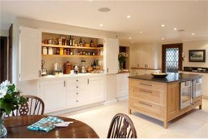 Top Wood Kitchen Cabinets Kitchen Furniture Design pictures & photos