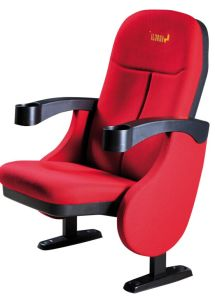 Economic 4D Modern Theater Chair Cinema Movie Seat (HJ16C) pictures & photos