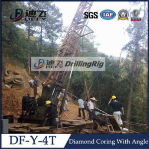 700-1000m Depth Geo Technical Investigation Drilling Equipments Df-Y-4t pictures & photos