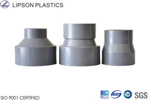 PVC Pipe Fittings JIS Reducer pictures & photos