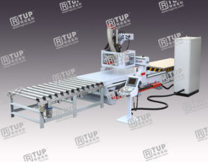 CNC Router Machine (CH-481 feeding and discharge device)