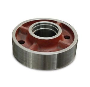 Zinc Alloy Die Casting Bearing pictures & photos