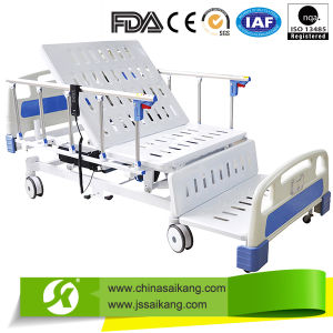 Electric Hospital Chair Bed (Hospital ICU Bed) (CE/FDA) pictures & photos