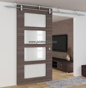 Sliding System for Wood Door