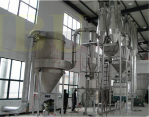 Soybean Powder High Speed Centrifugal Spray Drying Machine pictures & photos