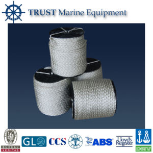 Marine Polypropylene/ Polyseter/ Nylon Mooring Rope pictures & photos