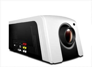 High Definition LED Projector HDMI DVD Player Support (T-300PD) pictures & photos