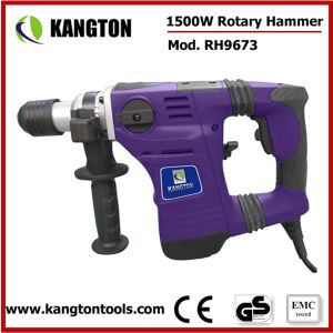 32mm 1500W Rotary Hammer Drill pictures & photos