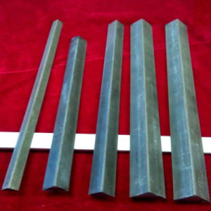 Cold Drawn Triangle Shape Steel Bar Use for Machine Parts pictures & photos
