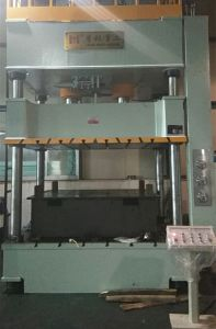 Four-Column, Single-Movement Hydraulic Press Yll27-1800t pictures & photos