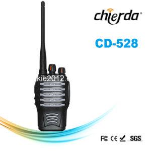 IP66 Dustproof/Waterproof Handheld Walki Talki (CD-528)