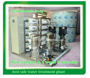 Underground Water Treatment Plant 5000L/H