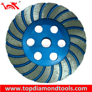 Turbo Grinding Cup Wheels for Concrete Grinding pictures & photos