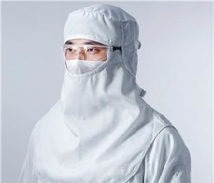 Cleanroom Hood (Full Face) , ESD Hood pictures & photos