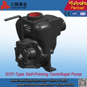 Sanlian 100SCP-Type Self-Priming Centrifugal Pump pictures & photos