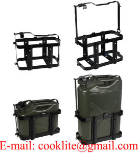 Jerry Can Nato Style Gasoline Fuel Can Metal Gas Tank pictures & photos