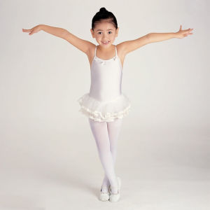 China Manufacturer Baby Ballet Camisole Leotard Dancewear pictures & photos