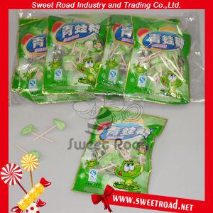Frog Sweet Fruit Flavor Lollipop