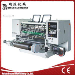 Plastic Film Slitting Rewind Machine pictures & photos