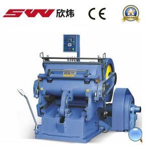 Heavy Duty Die Cutter with CE Stander pictures & photos