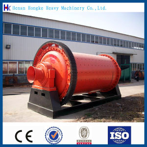 Wet and Dry Grinding Ball Mill pictures & photos