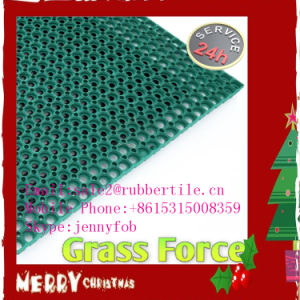 Factory Wholesale of Non Skid Outdoor Boat Rubber Flooring Mat pictures & photos