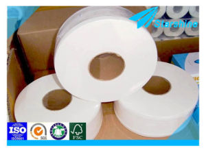 3 Ply White Toilet Paper Roll for Bathroom pictures & photos