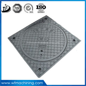 En124 C250 Drainage/Gully Gratings Sand Casting Concret Manhole Covers pictures & photos