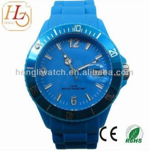 Hot Fashion Silicone Quartz Watch, Best Quality Watch 15042 pictures & photos