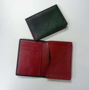Soft Leather Card Holder, Credit Card Holder, Business Card Holder pictures & photos