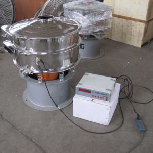 Vibro Sieve (Screen/Sifter/Grader/Separator/Filter) with Ultrasound Generator pictures & photos