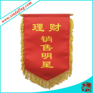 Custmozed Mini Banner/Present Banner/Hanging Banner pictures & photos