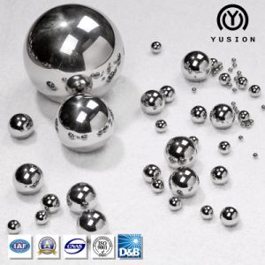 High Precision Stainless Steel Ball Factory Supply pictures & photos