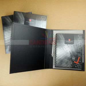 Folder Notebook Set for College Students pictures & photos