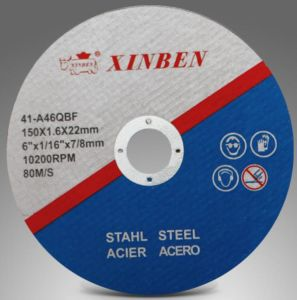 Xinben Durable and Sharp Cutting Wheel in China