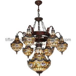 Fashional Residential Tiffany Chandelier Light (TH18001)