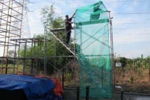 Shade Net, Safety Net