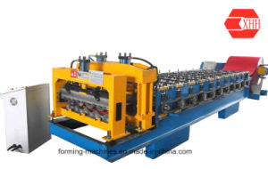 Colored Metal Glazed Tile Roofing Forming Machine (Yx38-210-840) pictures & photos