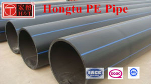 De125*7.4mm for Water Supply 1.0MPa HDPE Pipes